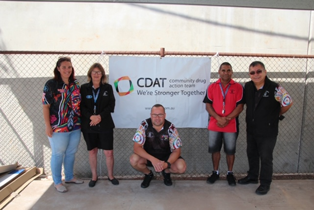 Extra Funding for Walgett Local Drug Action Team